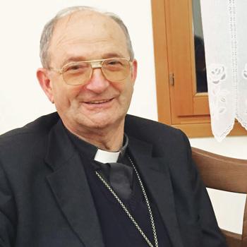 vescovo Tessarollo Adriano